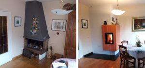 Transformation cheminée foyer ouvert Vieux Charmont (25)